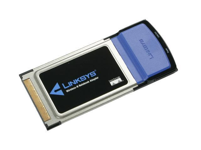 DRIVERS FOR LINKSYS WIRELESS-N NOTEBOOK ADAPTER WPC300N
