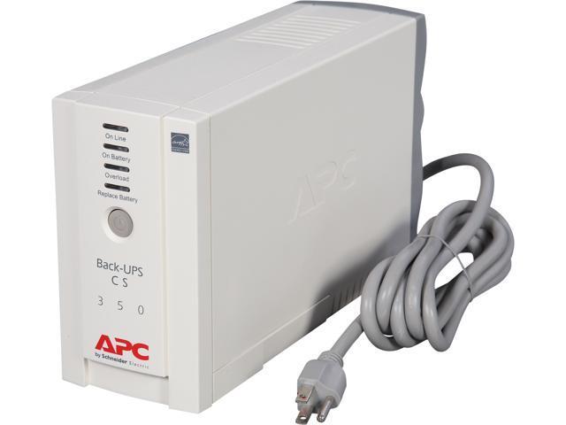 APC Back-UPS BK350 UPS - Newegg ca