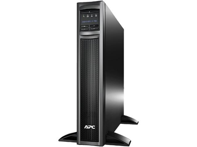 APC Smart-UPS X SMX750 750 VA 600 Watts 8 Outlets UPS - Newegg com