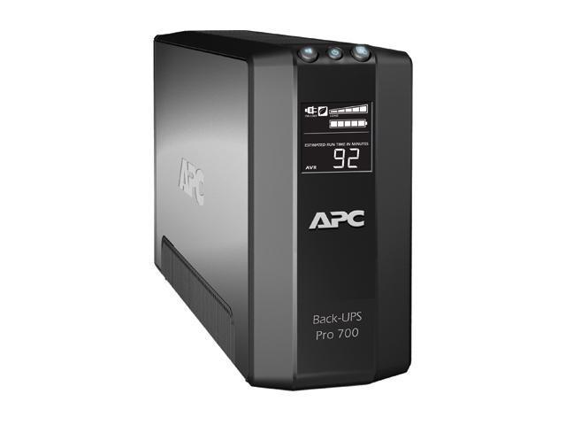 APC BR700G Back-UPS Pro 700VA 6-outlet Uninterruptible Power