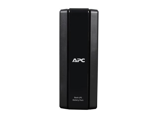 APC BR24BPG Back-UPS Pro External Battery Pack (for 1500 VA Back-UPS Pro  Models) - Newegg com