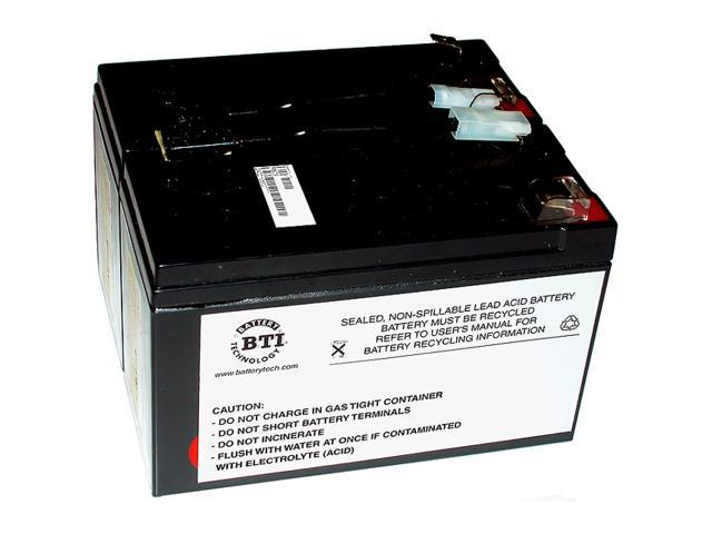 Battery SLA21-BTI Replacement UPS Battery for APC RBC21