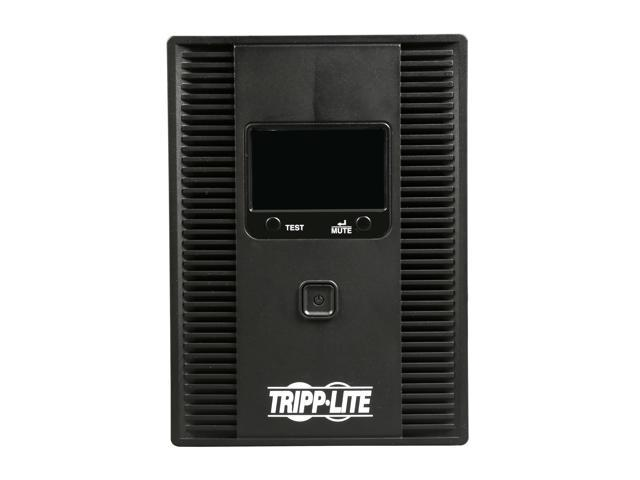Tripp Lite SMART1500LCDT 1500VA 900W UPS Back Up Smart Tower LCD AVR 120V USB Coax RJ45