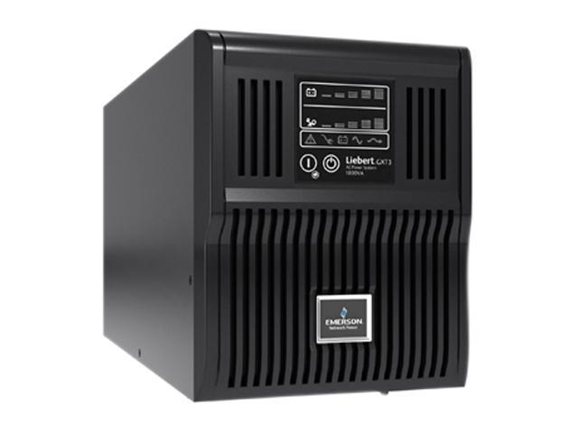 Liebert gxt3 gxt3 1000mt120 1000 va 900 w 6 outlets ups newegg liebert gxt3 1000mt120 1000 va 900 w ups cheapraybanclubmaster Image collections