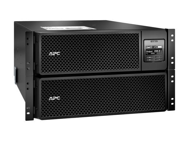 APC Smart-UPS On-Line SRT10KRMXLT UPS - Newegg com