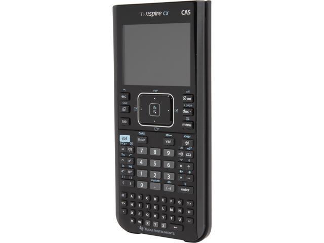 Texas Instruments N3CAS/CLM/2L1 TI-Nspire CX CAS Handheld - Newegg com