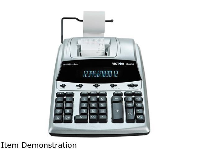 Business & Industrial Calculators 12 Digit Victor 1230-4 Desktop And Business Digital Printing Calculator
