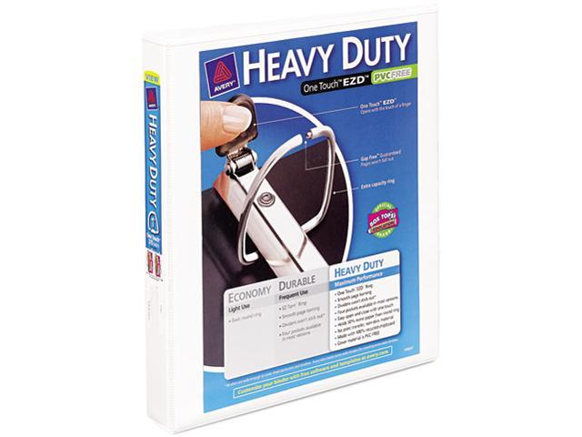 Avery 79199 79199 Nonstick Heavy-Duty EZD Reference View Binder, 1