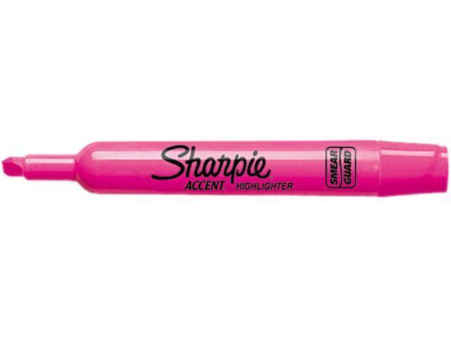 Integra Pen Style Fluorescent Highlighter Chisel Marker Point Style Orange 36182