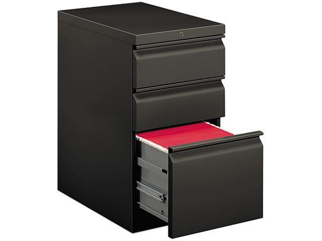 HON 33723RS Efficiencies Mobile Pedestal File w/One File/Two Box - Sale: $117.53 USD (66% off)