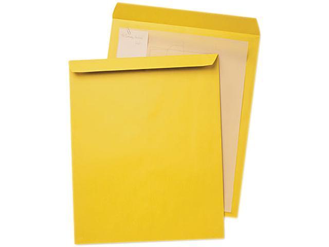 Quality Park 42353 Jumbo Size Kraft Envelope, 12 1/2 x 18 1/2, Light Brown,  25/Box - Newegg com