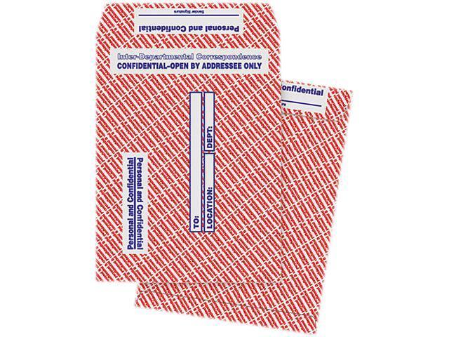 White Quality Park 63663 Inter-Office Envelopes 10x13 100//BX