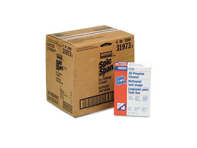 Spic And Span 31973ct All Purpose Floor Cleaner 27 Oz Box 12