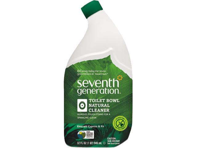 Seventh Generation 22704 Natural Toilet Bowl Cleaner, 32 oz. Bottle