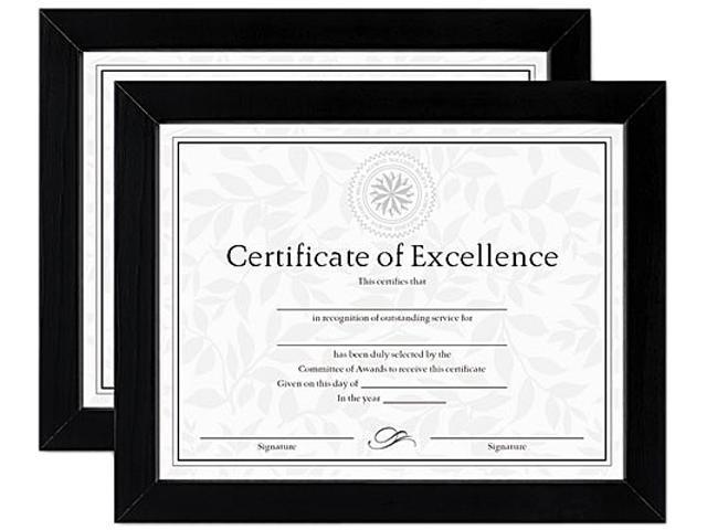 DAX N15832 Document/Certificate Frames - Newegg.com