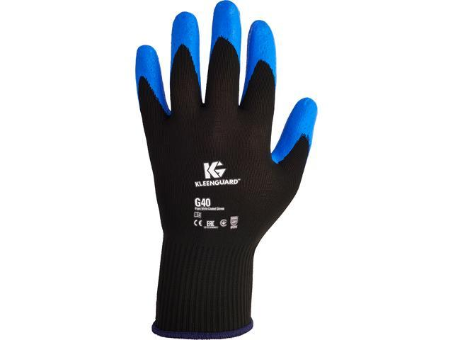 1-48 Pairs Warehouse Assembly Black PU Safety General Work Gloves PPE DIY