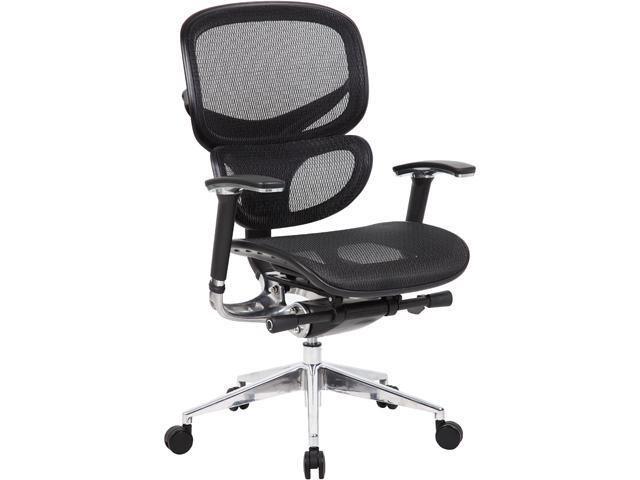 BOSS Office Products B6888 BK Task Chairs