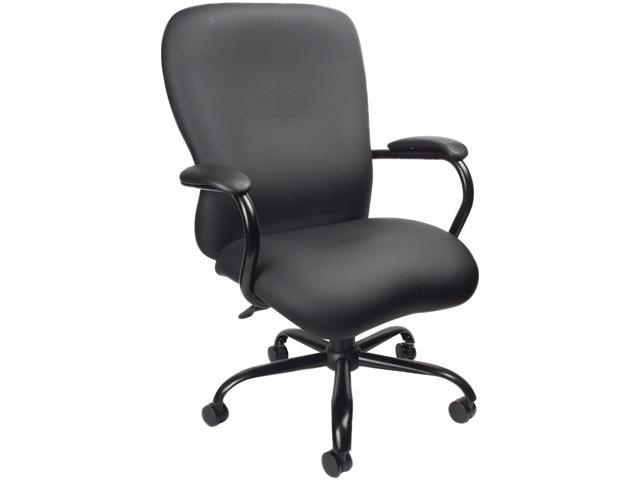 BOSS Office Products B990 CP Heavy Duty Executive Chair