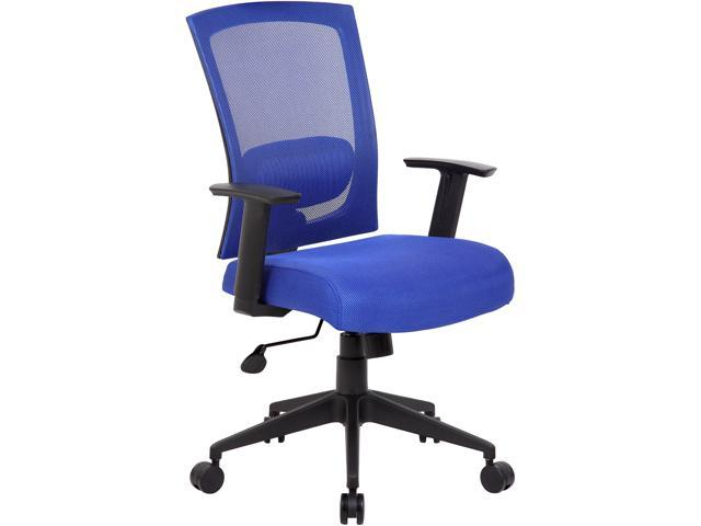 Boss Office Products B6706 Be Mesh Back