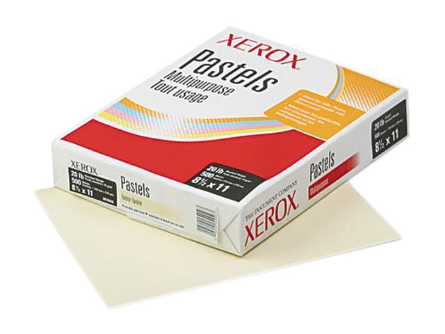 xerox 3r11056 multipurpose pastel colored paper 20 lb letter