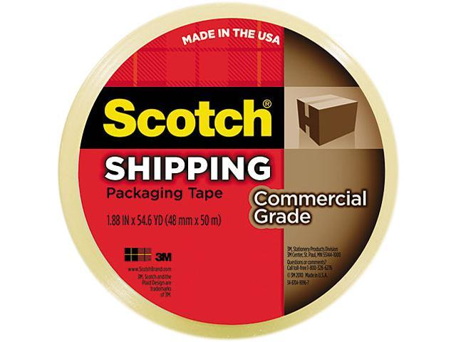 6-Pack 1.88 Inches x 54.6 Yards 3500-6 Scotch Packaging Tape
