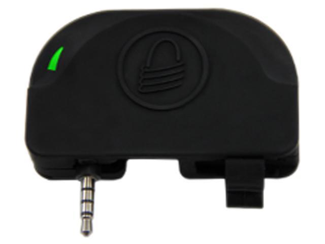 MAGTEK mobile secure card reader with audio jack connection