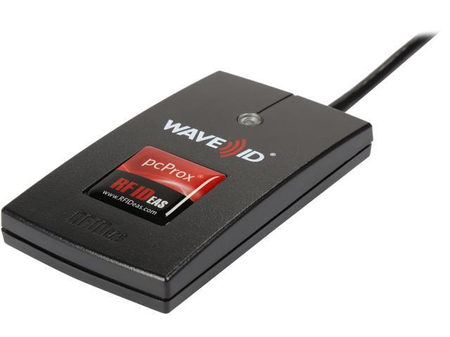 RF IDEAS pcProx Enroll RDR-6081AKU-C16 USB Reader For Hid Prox With 16