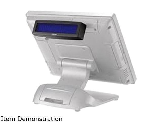 Posiflex PD2608, Customer Display, 2 x 20 VFD, 9mm Characters, Virtual  COM/USB HID, (Rear Monitor Mount) - PD2608UE011 - Newegg com