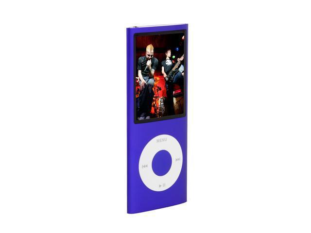 Apple iPod Nano 4th Generation Orange 8GB READ DESCRIPTION #