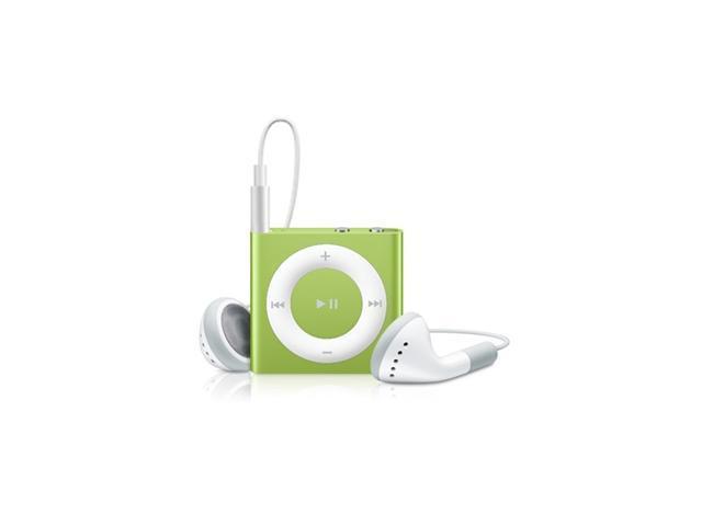 Apple MC750LLA 2GB iPod Shuffle 4th Gen GREEN Neweggcom