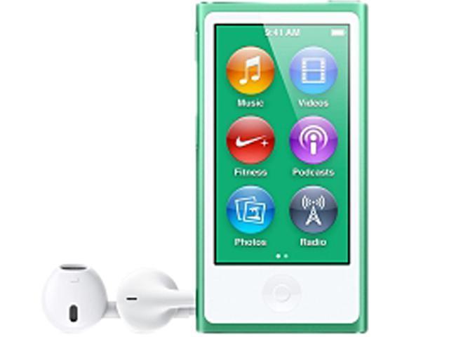 Refurbished: Apple iPod nano (7th Gen) 2 5