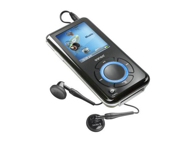 DRIVERS FOR SANDISK SANSA MP3