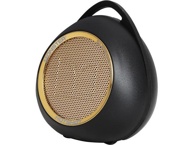 Monster MSP SPSTR HOT BT BKGLD WW SuperStar HotShot Portable Bluetooth Speaker