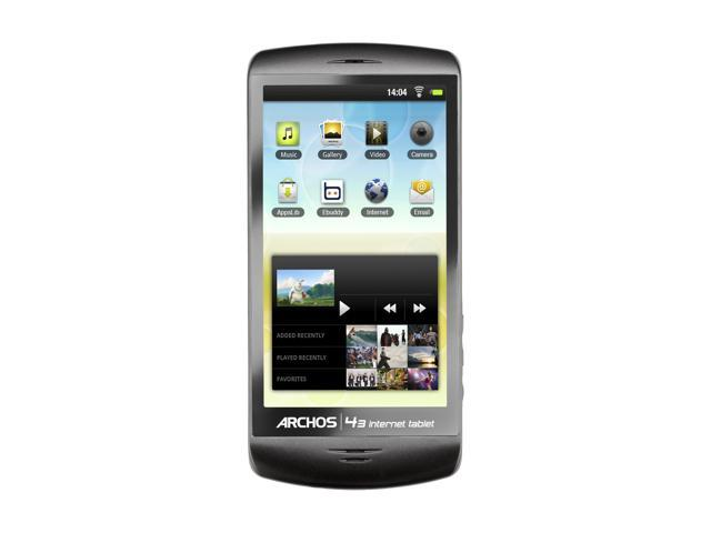 ARCHOS 43 DRIVER WINDOWS XP