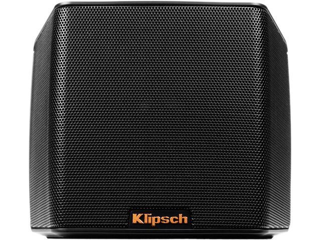Klipsch Groove Portable Bluetooth Speaker, Black