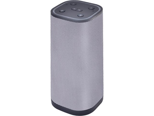 Alexa Bluetooth Speaker >> Supersonic Sc 9050wa Slvr Bluetooth Speaker With Alexa