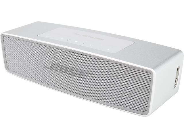 Bose Soundlink Mini Bluetooth Speaker Ii Pearl Neweggcom
