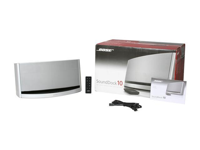Bose® SoundDock® 10 digital music system - Newegg com