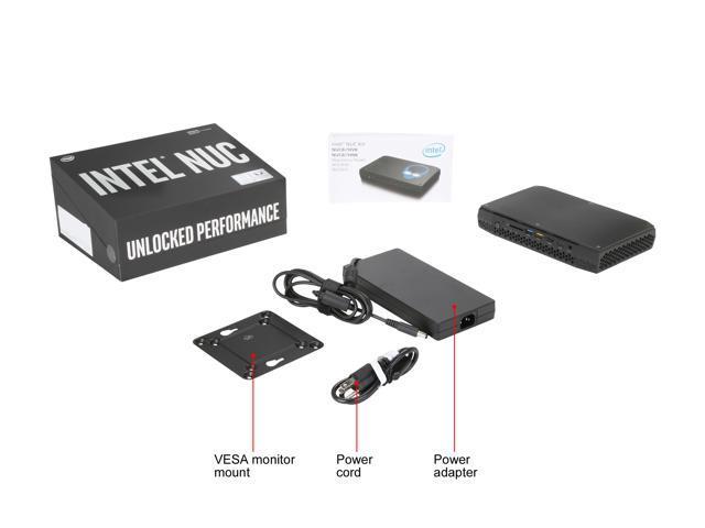 Intel NUC 8 Premium VR Capable Mini PC Kit NUC8i7HVK - Newegg com