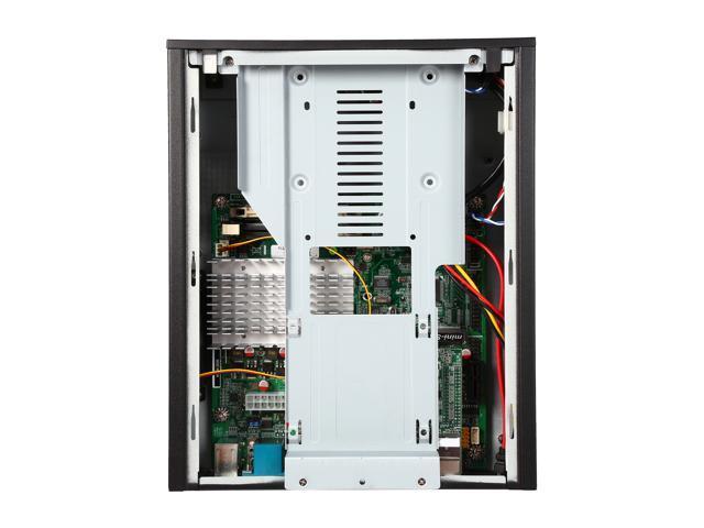 Jetway HBJC200F9N-E4IN-B Intel Celeron N2930 Soc 5 x Intel Gigabit LAN  Ports HDMI & VGA Black Barebone - Newegg com
