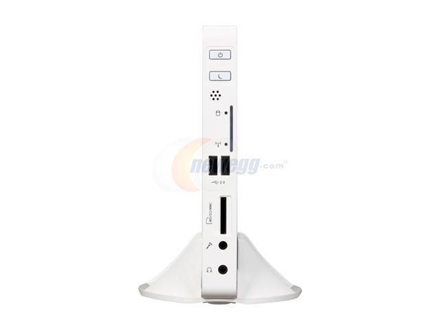 Foxconn NetBox-nT410 NT-410-A-W-A-NA Intel Pineview-D Chipset White Mini /  Booksize Barebone System - Newegg com