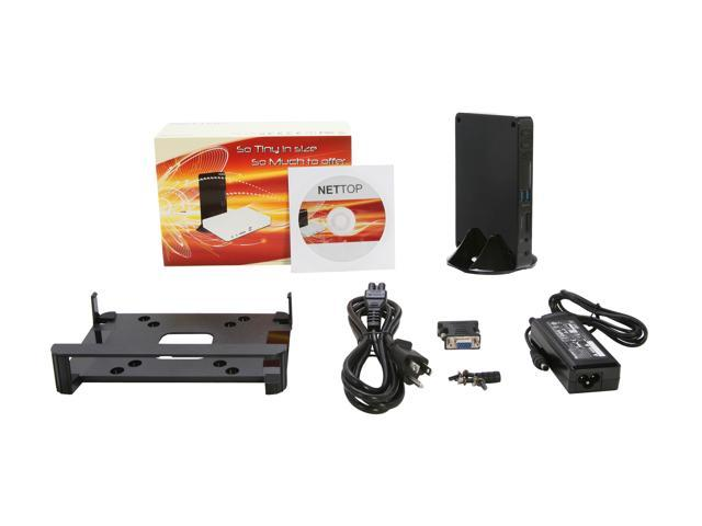 Foxconn nt-A3550-0H0WBANA AMD A45 (Hudson D1) Black Mini / Booksize  Barebone System - Newegg com