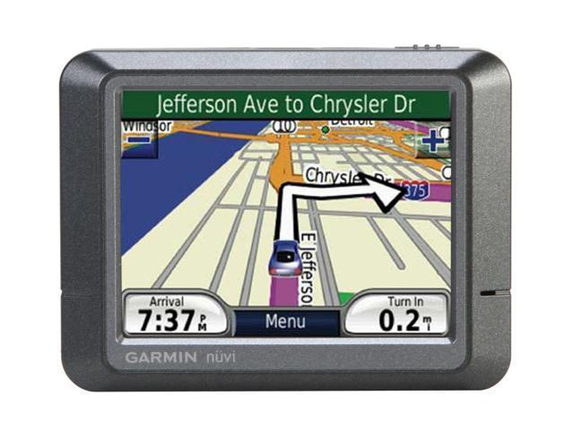Garmin Map Update >> Garmin Nuvi 255 3 5 Gps Navigation With Lifetime Map Update Newegg Com
