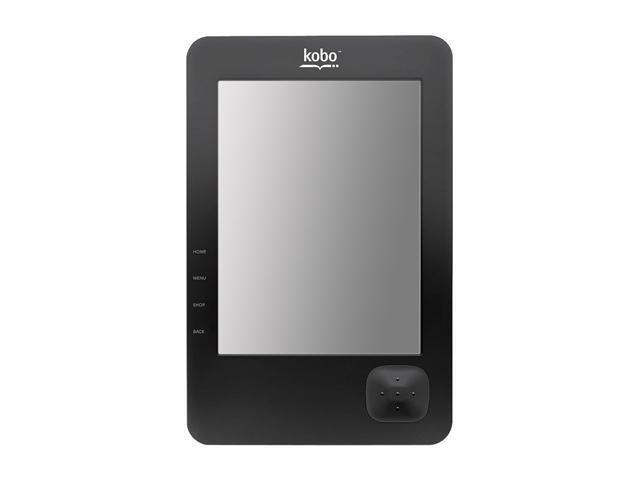 kobo wireless ereader black n647 kbu b newegg com rh newegg com Verizon Wireless User Manuals Verizon Wireless Username