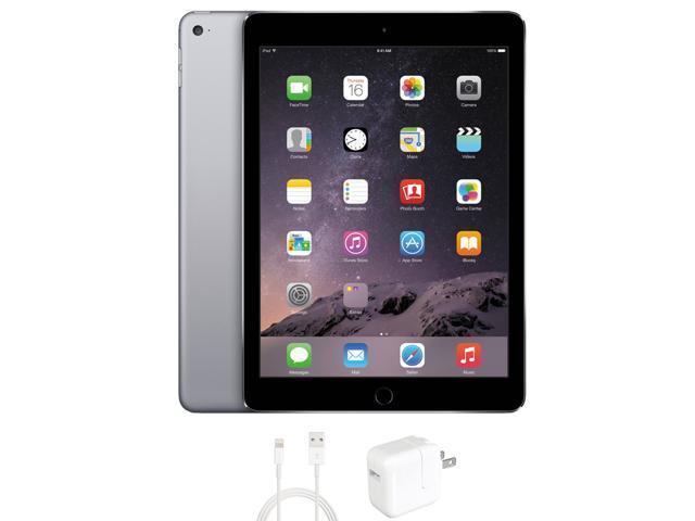 "Apple iPad Air MD785LL/B Apple A7 16 GB Flash Storage 9.7"" 2048 x 1536 Tablet PC Space Gray"