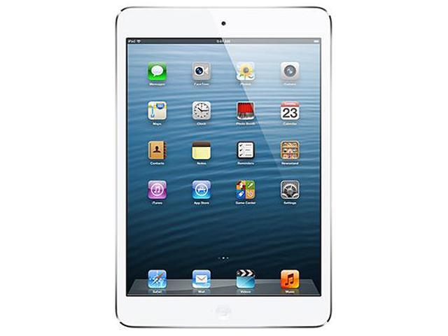 "Apple MD532LL/A 32GB 7.9"" iPad Mini With Wi-Fi - White & Silver (1st Generation)"