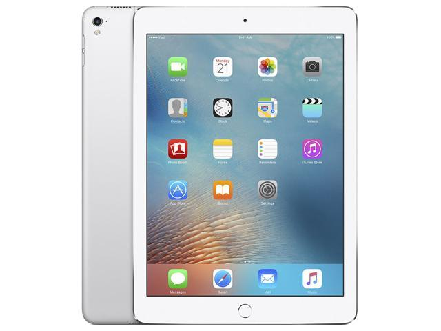 "Apple iPad Pro Apple A9X 32 GB Flash Storage 9.7"" 2048 x 1536 Tablet iOS 9 Silver"