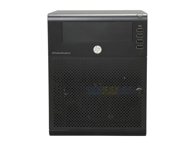 HP ProLiant G7 N54L MicroServer Server System AMD Turion II Model Neo N54L  2GB DDR3 250GB LFF 704941-001 - Newegg com