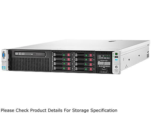 Hp Proliant Dl380p Gen8 Rack Server System 2 X Intel Xeon
