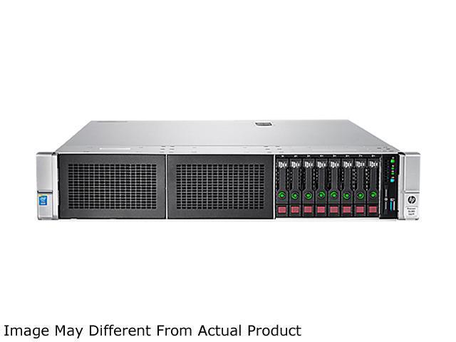 HP ProLiant DL380 Gen9 E5-2620v3 1P 16GB-R P440ar 8SFF 500W PS Base Server  (752687-B21) - Newegg com